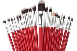 20ps of make-up brush at a very affordable prices and very potable