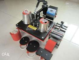 6 in 1 sublimation machine for sale