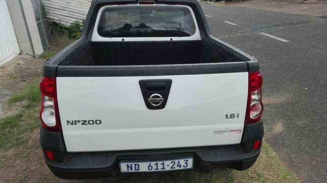 2014 nissan np200 Queensburgh - image 2
