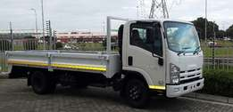 NPR 400 Chassis Cab Special on 2 units only for April