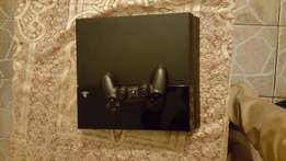 500 gig play station 4 for sale