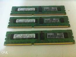 RAM DDR3 PC3-10600R Server 2gb