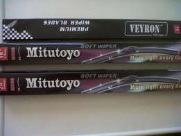 Assorted Universal Soft-type Wiper Blades For Sale
