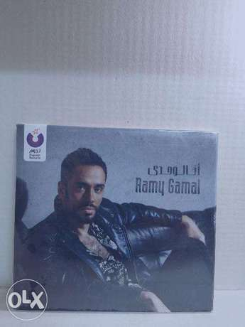 CD originalRamy Gamal Ana Lewahdy 2020