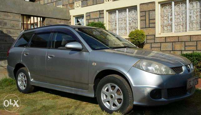 Clean Nissan Wingroad One user only 365,000 Kiambu Town - image 2