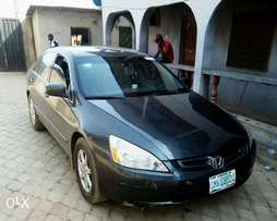 A super clean 2004 Honda Accord E.O.D for sales