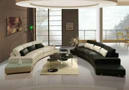 Italian curved living couches at ugx 1,090,000