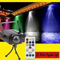 LED Water Wave Ripple Projector