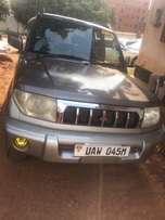 mm motors Pajero Uaw