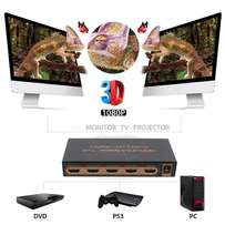 1 To 4 HDMI Splitter - 4K - E748