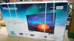 "Hisense 50"" inch UHD LED Smart TV 50K321UW Quick Delivery"