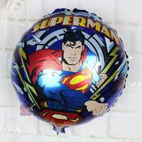 Cartoon character foil balloons