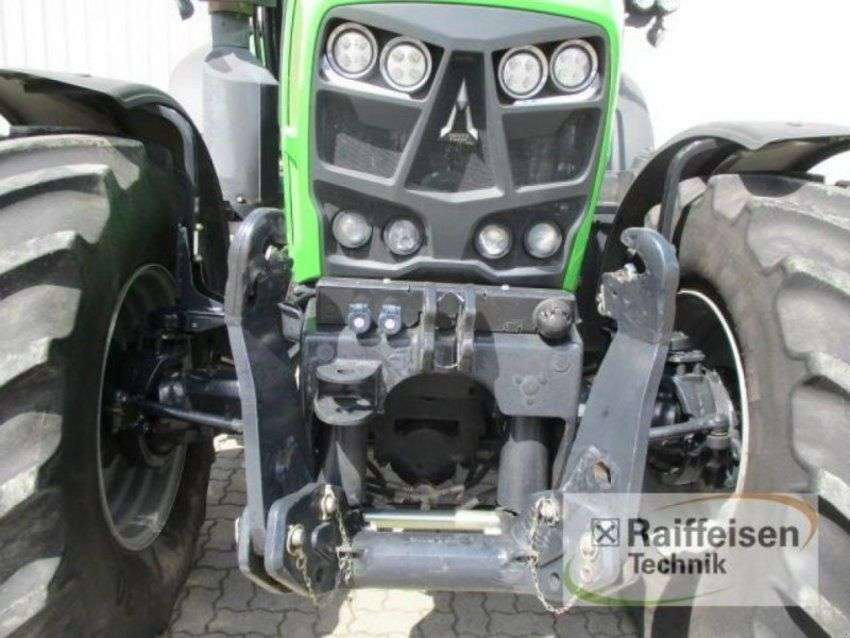 Deutz-fahr 7250 ttv warrior - 2015 - image 5
