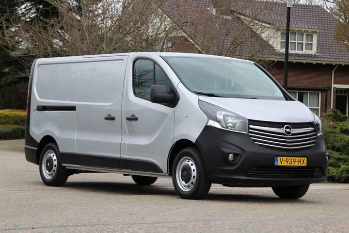 Opel VIVARO-B NAVI,AIRCO,CAMERA!! 7400KM!!! - 2017