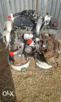 I selling Nissan engine 3 litre diesel,diff and gearbox.