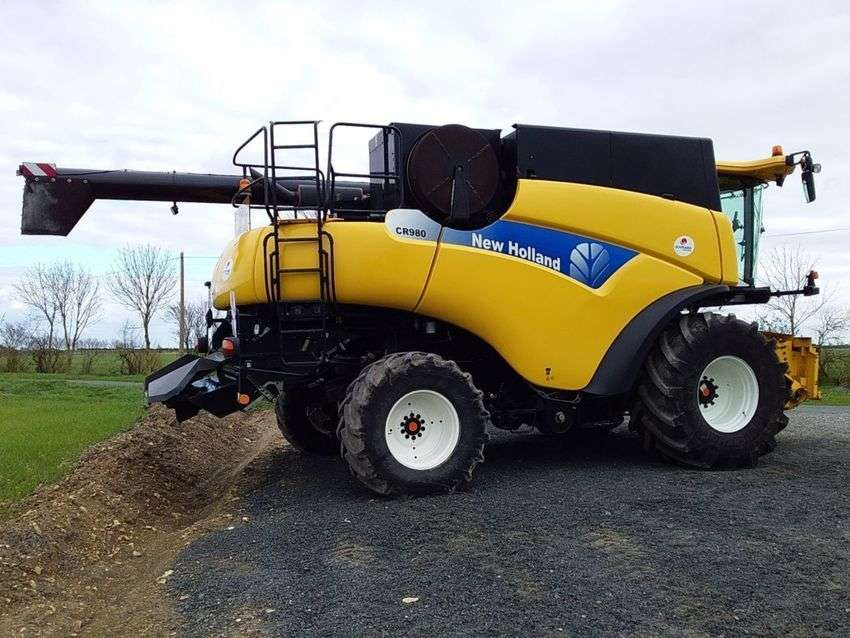New Holland Cr 980 - 2006