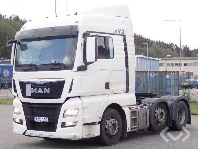 MAN 26,480 BLS (Euro 6) 6x2 Tractor - 16 - 2016