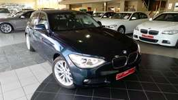 2012 BMW 120D 5-door Urban Auto