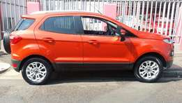 2013 Ford EcoSport 1.0 EcoBoost Titanium, 105 000km for R179 990.00