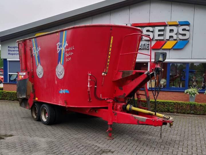 Peecon Voermengwagen 240 TWIN - 2007