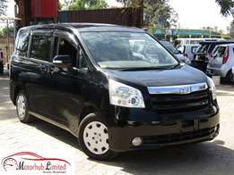 Toyota Noah Black in Color