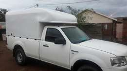 Courier canopy for sale