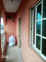 Standard and Decent 2bedroom flat at Along Alaja road, Ayobo