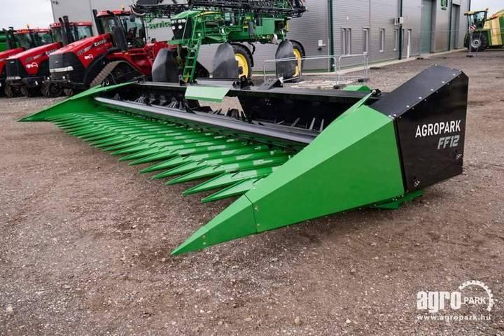Sunflower Agropark New Ff12 8,4 M Row Free - 2019