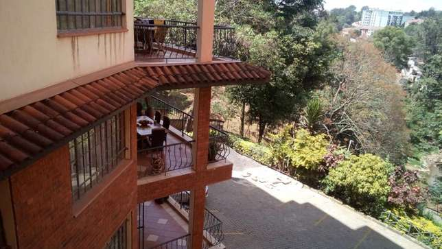A 3 bed apartments with SQ an an amazing green view for rent in Westla Westlands - image 8