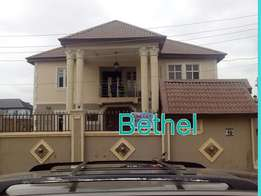 Well finished 2bedroom flat to let at Valley View Estate Ebute