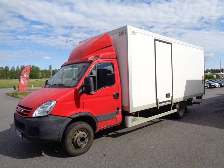 Iveco Daily 65 C 18 - 2008
