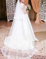 8fcfe36aeaa Продам оригинальное невенчанное свадебное платье NAVIBLUE BRIDAL (США)
