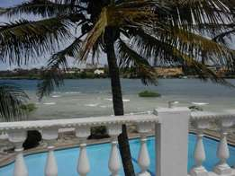 Beach Front One Bedroom Apartment For Rent In Nyali