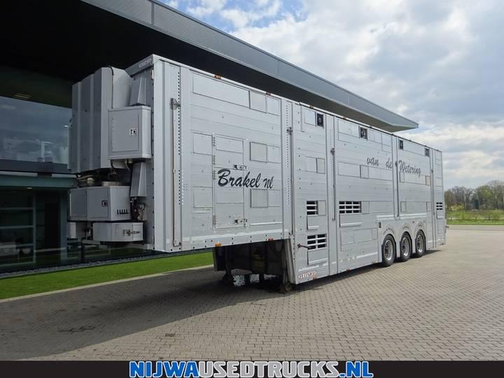 Pezzaioli SBA63 Cattle Cruiser Temperatuur registratie - 2012