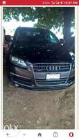 2008 Audi Q7 clean history tokunbo