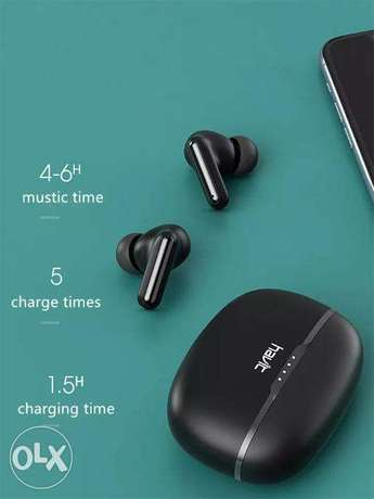 Havit I99 TWS True Wireless Stereo Earbuds In-ear Detection Technology الرياض -  2
