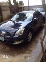 Nigerian used Nissan Maxima for sale
