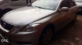 Newly arrived Lexus GS 350 08 full option