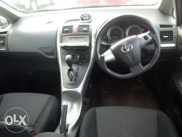 Toyota Auris Color grey KCP number Mombasa Island - image 5