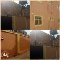 Sharp 3 bedroom flat for rent at Egbu
