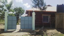 A Brand New One Bedroom House to Let at Bamburi Mtambo at Ksh 10000