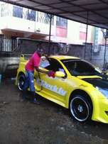 Thika car wash