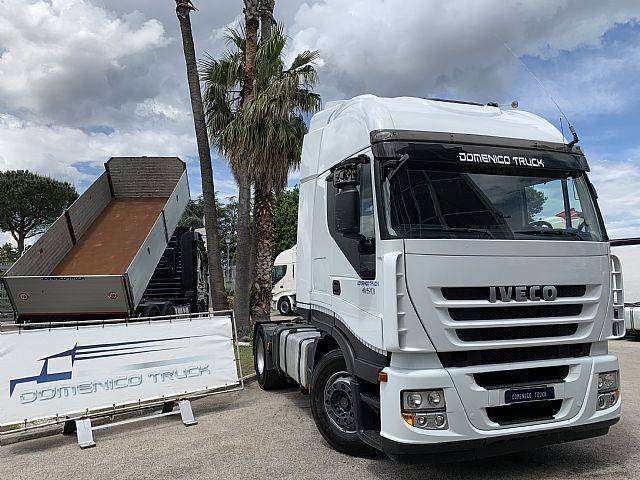 Iveco Stralis 450 Manuale-Intarder Euro 5 - 2008