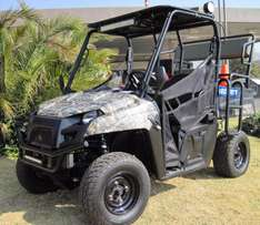 Polaris Ranger 570 EFI SECURITY CAR