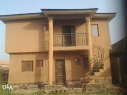 Sets of two bed flat and mini flat for sale at mowe Ogun state..VERY C