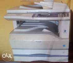 Sharp Photo Copier AR-M 207 Perfectly Working With Feeder