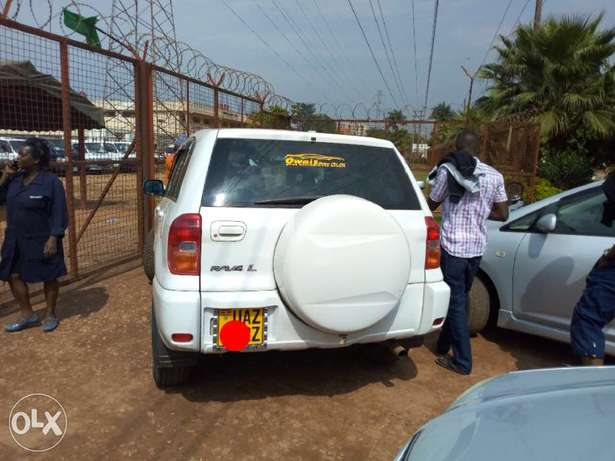 Toyota Rav4 on quick sale UAZ/Z Kampala - image 1