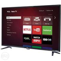 TCL 40 inch Smart TV.(on offer)