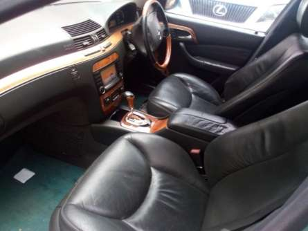 Mercedes Benz S500, For Quick Sale Asking Price 1,400,000/= Highridge - image 2