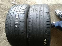 245-45-R18 tyres for sale